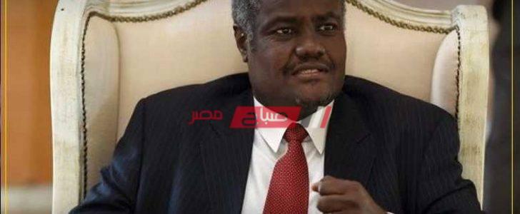 مفوضية الاتحاد الافريقى ترحب بإستئناف المفاوضات بين مصر وأثيوبيا بشأن سد النهضة