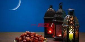 موعد آخر إفطار اليوم السبت 23_5_2020 بتوقيت محافظة القاهرة