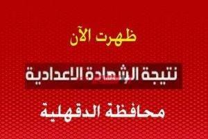 احصل الآن نتائج الشهادة الاعدادية محافظة الدقهلية 2020 عبر منصة ادمودو