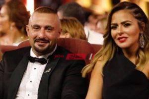 أخبار كاذبة عن أحمد السقا وعائلته