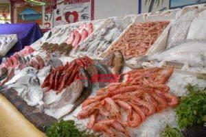 تحديث أسعار الأسماك في سوق العبور الأحد