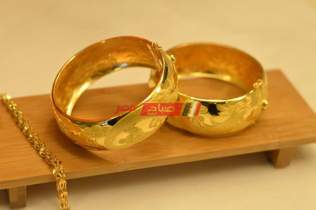 أسعار الذهب اليوم الأحد 2-8-2020 في مصر - صباح مصر