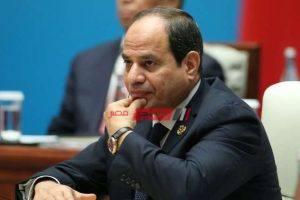 إجتماع السيسى ورئيس مجلس الوزراء ومحافظ البنك المركزي لتحسين مؤشرات الاقتصاد