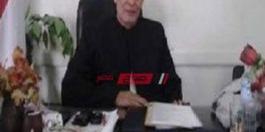 الشيخ زكريا الخطيب وكيل وزارة الأوقاف بالشرقية