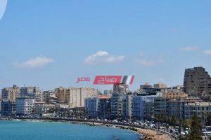 طقس الإسكندرية الآن: لطيف على جميع الأنحاء ورياح معتدلة