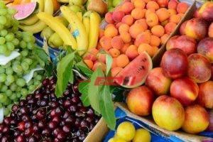 ننشر أسعار الفاكهة في أسواق المحافظات