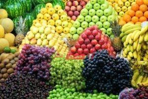 تحديث أسعار الفاكهة في سوق العبور اليوم الأحد