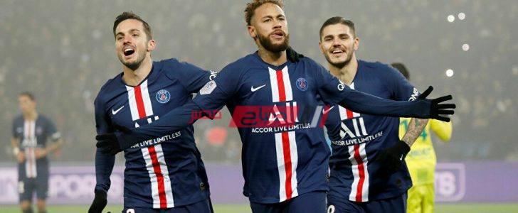 نتيجة مباراة باريس سان جيرمان وليون اليوم نهائي كأس فرنسا