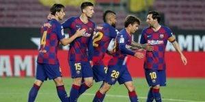 موعد مباراة برشلونة وبلد الوليد