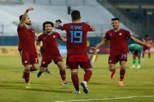 نتيجة مباراة بيراميدز والجونة اليوم الدوري المصري