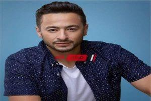 حمادة هلال يشارك جمهوره بفيديو من اغنيته الجديدة طحن في طحن