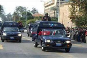 ضبط أسلحة غير مرخصة وتجار مخدرات وتنفيذ 1370 حكم قضائي بسوهاج