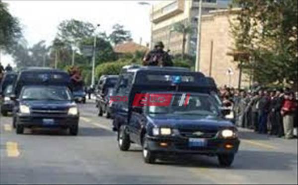 ضبط أسلحة غير مرخصة وتجار مخدرات وتنفيذ 1370 حكم قضائي بسوهاج - موقع صباح مصر