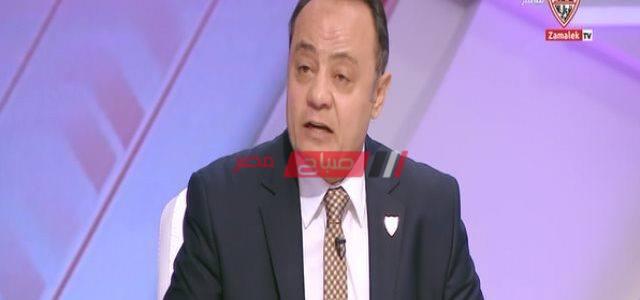 الغندور يلمح برحيل طارق يحيى عن قناة الزمالك