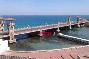 طقس الإسكندرية غداً: درجات الحرارة المتوقعة وحالة الرياح