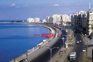 تعرف على توقعات الأرصاد الجوية عن طقس الإسكندرية غداً الأربعاء