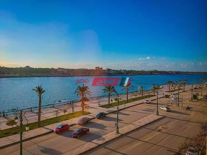 طقس مستقر الان في دمياط واستمرار ارتفاع درجات الحرارة - صباح مصر