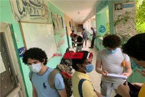 وزارة التربية والتعليم: امتحان جغرافيا الثانوية العامة شمل جميع أجزاء المنهج