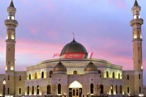 الاوقاف: 10 ضوابط لإعادة فتح المساجد تعرف عليها