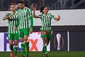 نتيجة مباراة ريال بيتيس واوساسونا الدوري الاسباني
