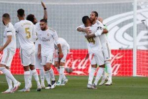 نتيجة مباراة ريال مدريد وديبورتيفو الافيس بطولة الدوري الاسباني