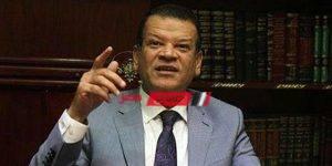 محمد عثمان المستشار القانوني للنادي الأهلي
