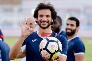 محمود علاء يتلقى عرض إماراتي