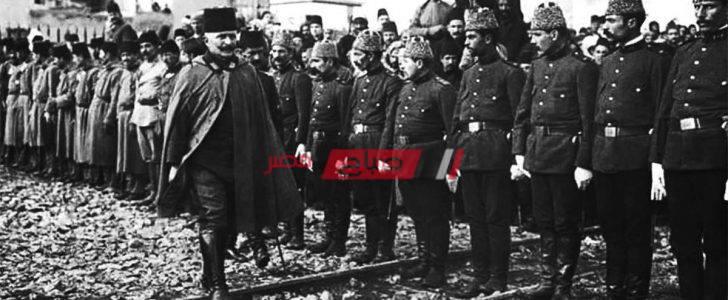 هل دافع الأتراك عن مصر عند احتلال بريطانيا لها