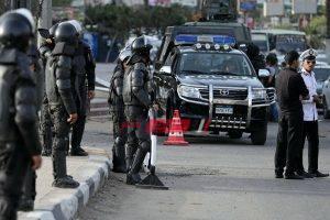 الداخلية تلقى القبض على 5868 سائق لعدم ارتداء الكمامة