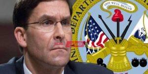 وزير الدفاع الأمريكى