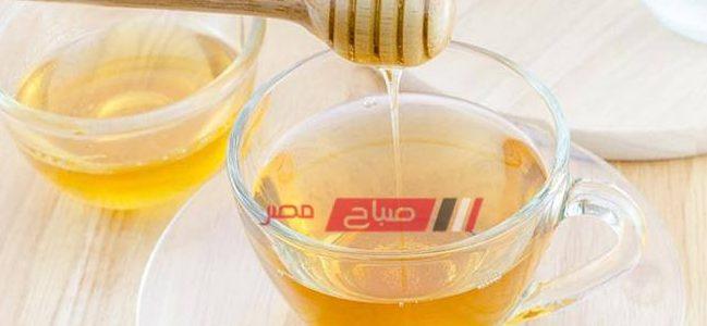 وصفات العسل الطبيعية للتخسيس