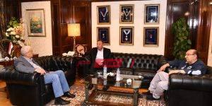 إتمام الاتفاق للتعاقد مع مهاجم المقاولون العرب