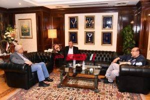 الأهلي يعلن إتمام الاتفاق للتعاقد مع مهاجم المقاولون العرب