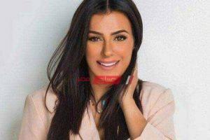 إنجي المقدم تهنئ شيرين رضا بعيد ميلادها