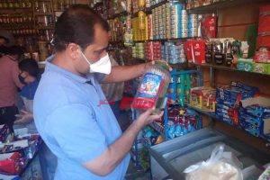استمرار إطلاق الحملات التموينية والرقابية بكفر الشيخ وتحرير المحاضر للمخالفين