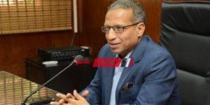 الدكتور بدوى شحات بدوى رئيس جامعة الأقصر