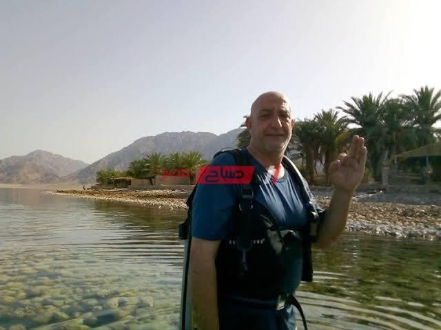 الغواص هشام الشوبكي