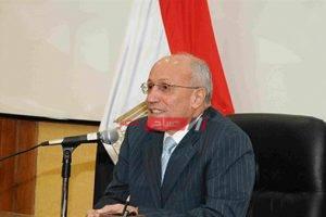 الرئيس السيسي ينعي وفاة الفريق محمد العصار وزير الإنتاج الحربي