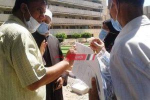 وكيل الأزهر يتفقد امتحان التوحيد اليوم بمعاهد سموحة بالإسكندرية