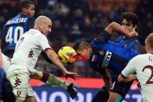 نتيجة مباراة انتر ميلان وتورينو الدوري الايطالي