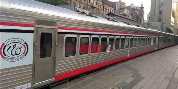 زيادة أسعار تذاكر القطارات الجديدة والمكيفة بنسبة 25% بدءً من غداً الخميس