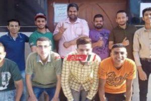 أول فرقة مسرحية لشباب الصم بعنوان فريق المدينة بالمحلة الكبرى
