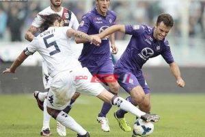 نتيجة مباراة فيورنتينا وكالياري بطولة الدوري الإيطالي