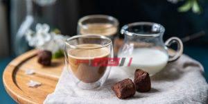 قهوة تركية بالحليب