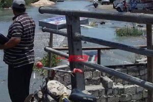 كسر مفاجئ فى خط ناقل يتسبب فى قطع المياه شرق الإسكندرية