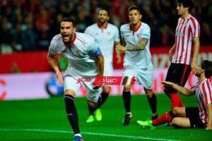 نتيجة مباراة إشبيلية وأتلتيك بيلباو الدوري الاسباني