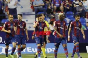 نتيجة مباراة ريال مايوركا وليفانتي بطولة الدوري الاسباني
