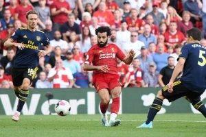 مشاهدة مباراة ليفربول وارسنال بث مباشر الدوري الإنجليزي