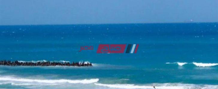 مصرع ثلاثة مواطنين غرقاً فى شاطىء البيطاش بالإسكندرية
