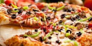 مقادير البيتزا